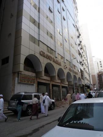 Hotel kita di mekah namanya grand makkah photo de la mecque makkah provin - Hotel pres de la mecque ...