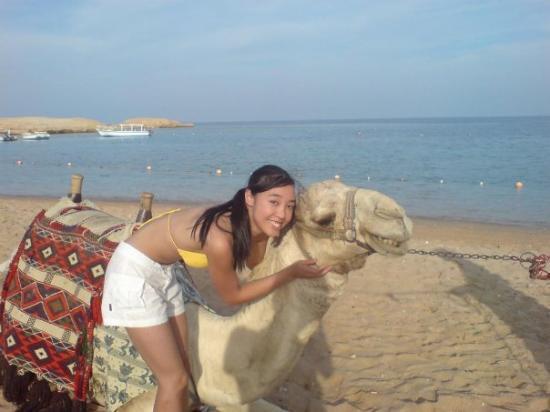 Sharm El Naga: Jason und Oscar =)