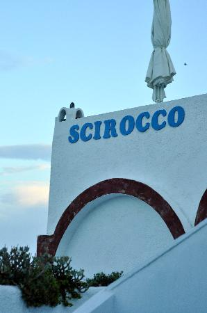 Scirocco Apartments: The Hotel