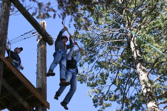Young Life Frontier Ranch: Test Your Skills