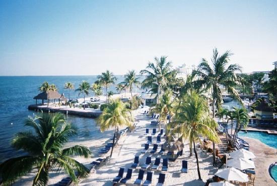 Key Largo Bay Marriott Beach Resort Area