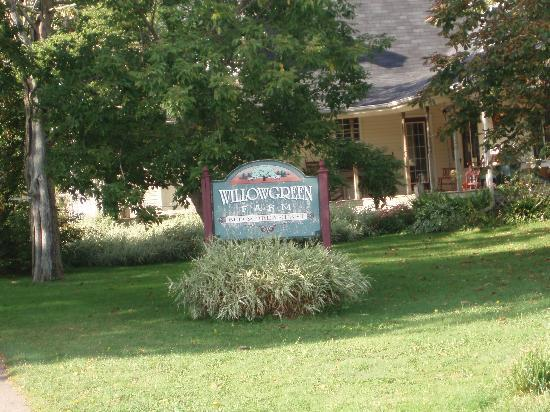 Summerside, Canadá: WillowGreen Farm B&B