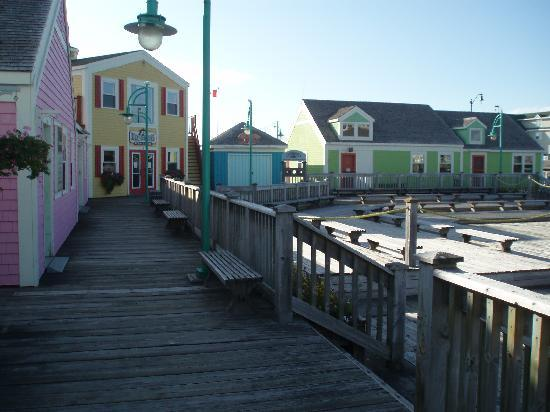shops on the waterfront summerside
