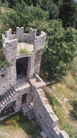 Castello di Vezio: Castello Vezio, Varenna, Italy