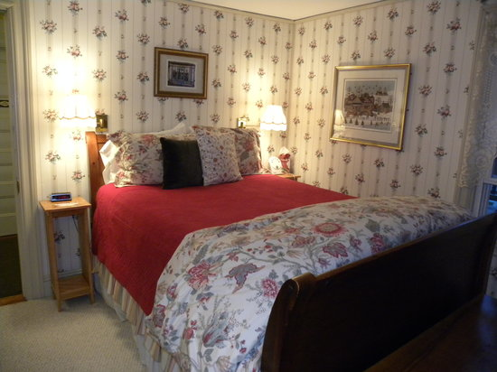Kingsleigh Inn: Comfortable room
