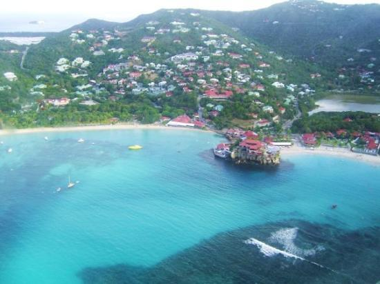 Baie De St Jean St Barth Picture Of St Barthelemy