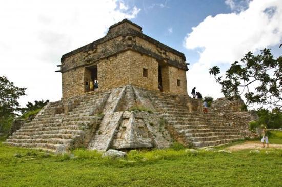 Dzibilchaltun Ruins : Mas cultura Maya