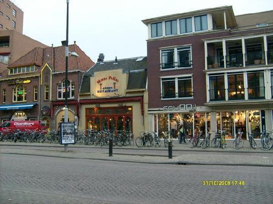 Tilburg, Nederland: center