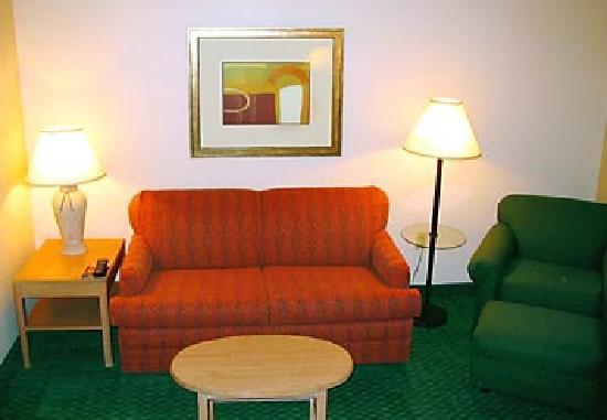 SpringHill Suites Phoenix Tempe/Airport: setting area