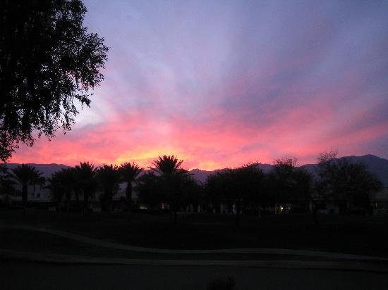 Rancho Mirage, CA: A desert evening