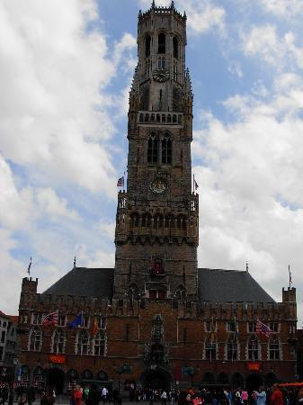 Bruges Tower As seen in the movie In Bruges Picture of Bruges