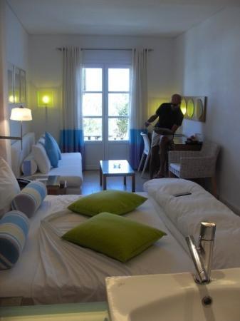 Petasos Town Hotel: Hotel Petasos Mykonos