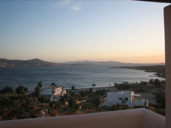 Paros Agnanti Resort: View from our room