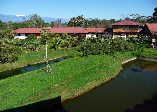Palora, Эквадор: Finca