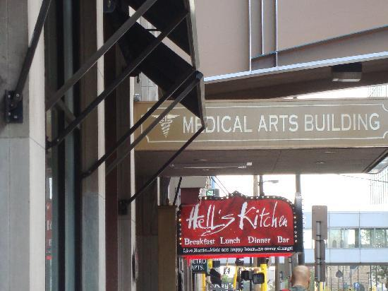 Hell's Kitchen: That's the sign!