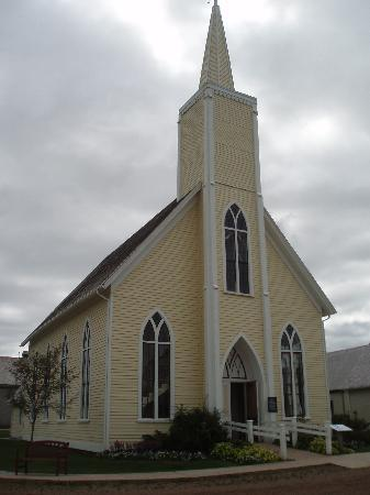 Cavendish, Kanada: church