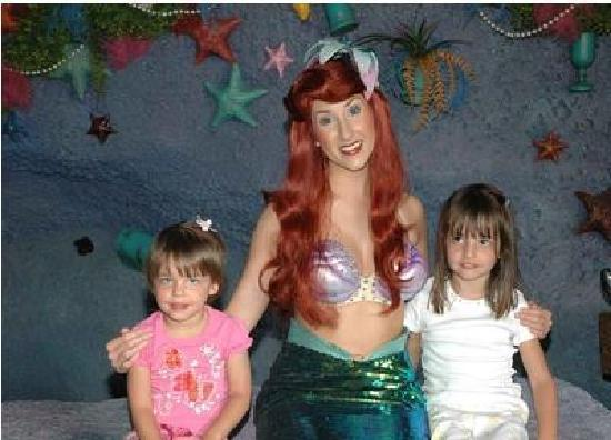 Marriott's Harbour Lake: My Little Mermaids
