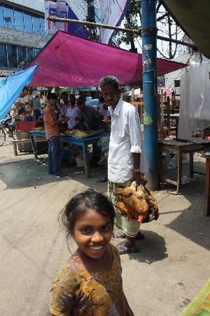 Dhaka Division, Bangladesz: Gulshan market