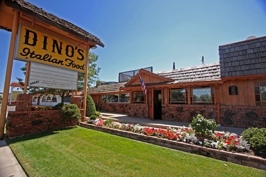 Dino's Italian Food: Home of the quintessential pizza