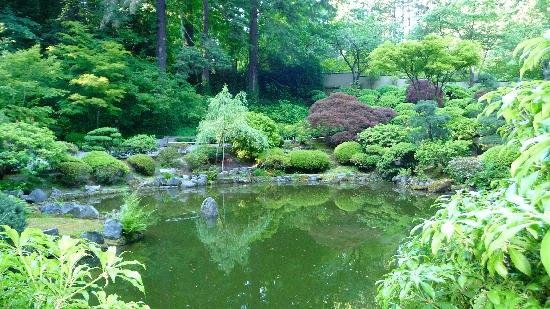 DoubleTree by Hilton Hotel Vancouver, Washington: Japanese Gardens in Portland