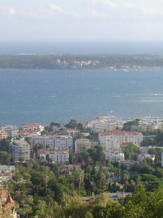 st margarite from la californie picture of cannes. Black Bedroom Furniture Sets. Home Design Ideas