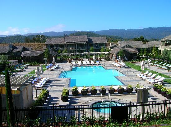 Outside Of Room Picture Of Rosewood Sand Hill Menlo Park Tripadvisor