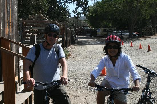 Santa Barbara, CA: Nice Ride