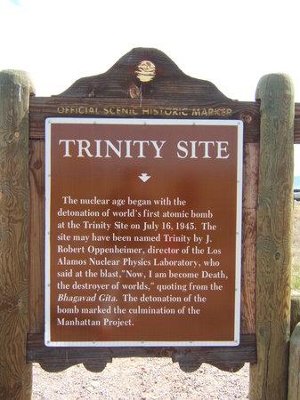 Trinity Site