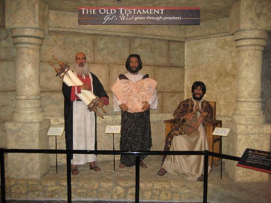 Prophets Of The Old Testament Isaiah Moses And King