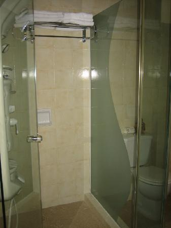 Pousada de Mong-Ha: Shower box