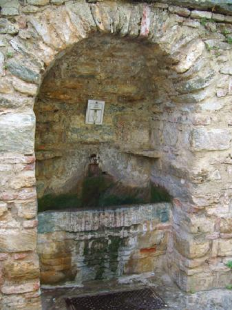 Meryemana (The Virgin Mary's House): holy water