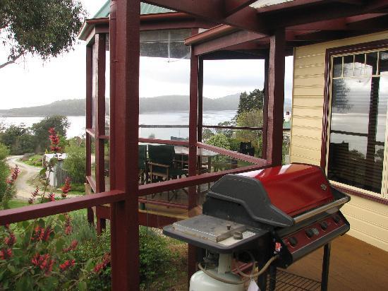 Pomona Spa Cottages: Pomana Cottage Views
