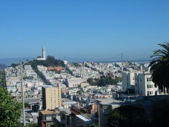 Bilde fra San Francisco Movie Tours