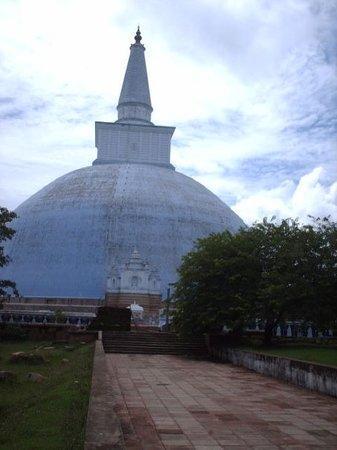 Ruwanwelisseya Dagoba