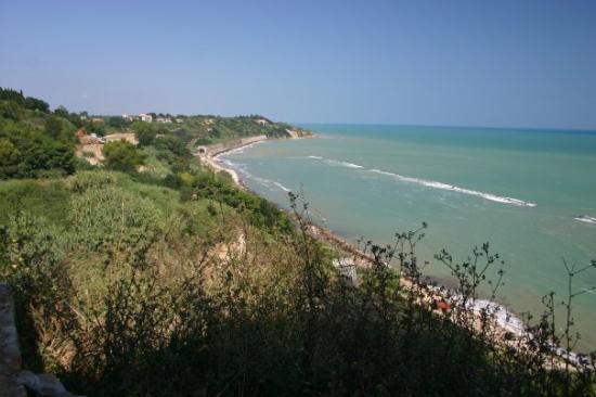 Beach at Ortona