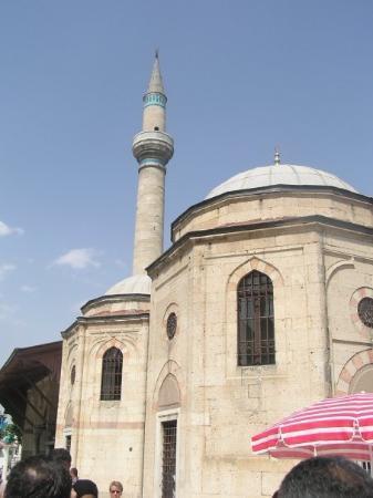 Konya, Türkiye: Museu do Mevlana 2