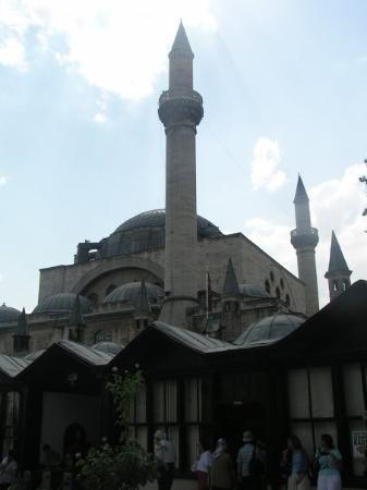 Konya, Türkiye: Museu do Mevlana