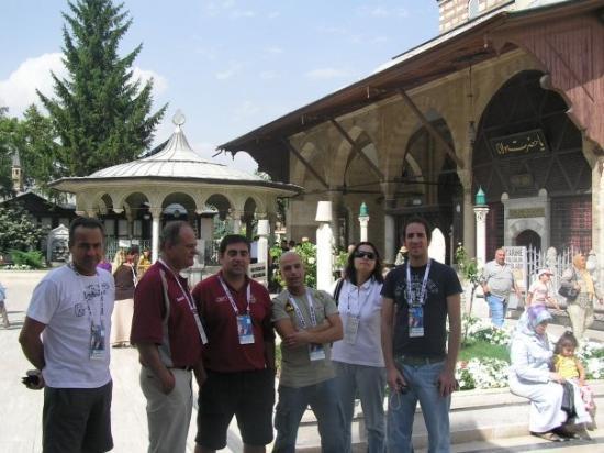 Konya, Türkiye: Grande equipa