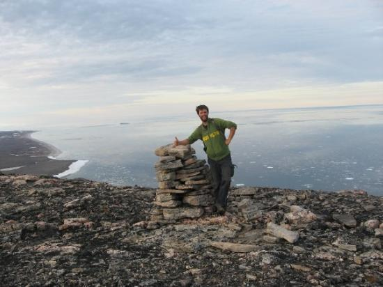 Κλάιντ Ρίβερ, Καναδάς: Moi sur le dessus