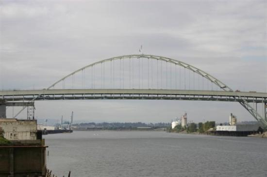 ‪Marquam Bridge‬