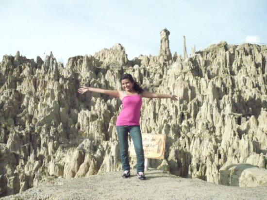 Valle De La Luna Mallasas Picture Of La Paz La Paz Department Tripadvisor