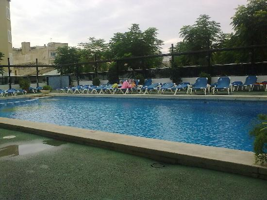 Sant Llorenc des Cardassar, Spain: hotel pool