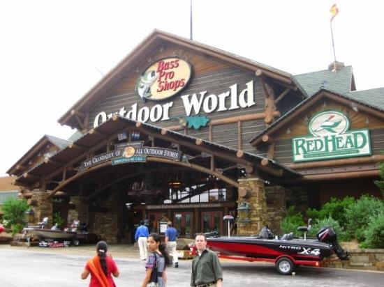 Bass Pro Shops Outdoor World: The largest outdoor store in the world - Bass Pro - and the best!