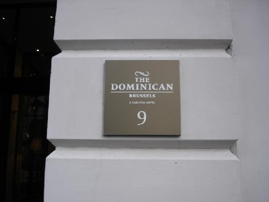 The Dominican, Brussels