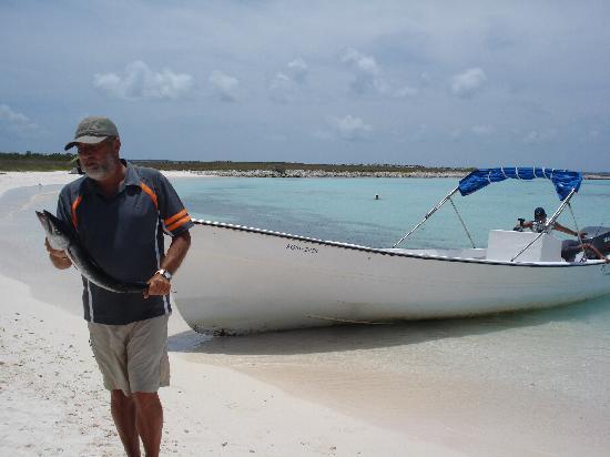 Posada Va Pensiero: pescando...