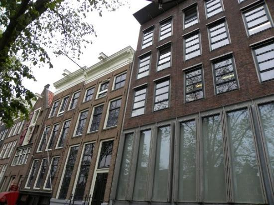 Anne Frank's House, Amsterdam, The Netherlands. (22034908)