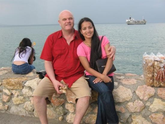 Me And My Wife Philippines Picture Of Cebu City Cebu Island Tripadvisor