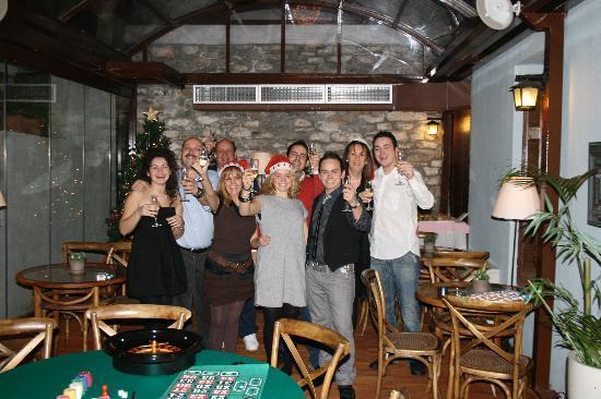 Boutique Hotel Kentrikon: leventis family