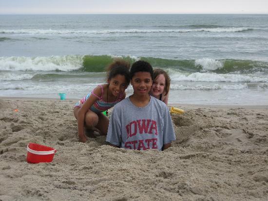 Chincoteague Island Va Beach Fun