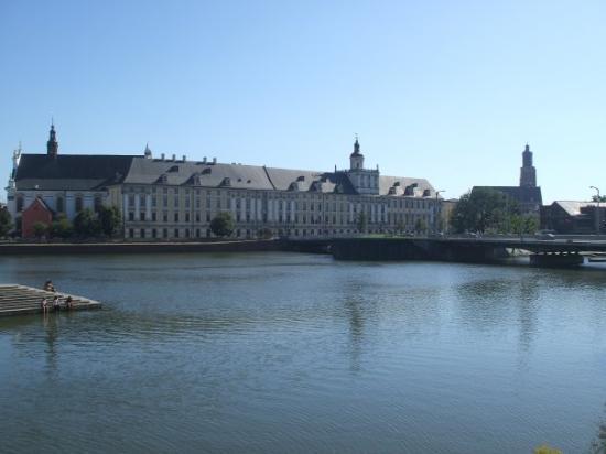 Wroclaw University: Wroclaw,university